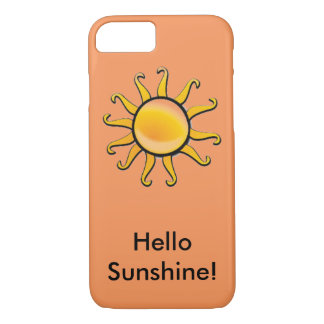 hello sunshine iPhone 7 case