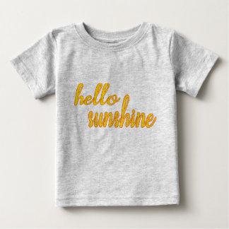 Hello Sunshine Kids Top
