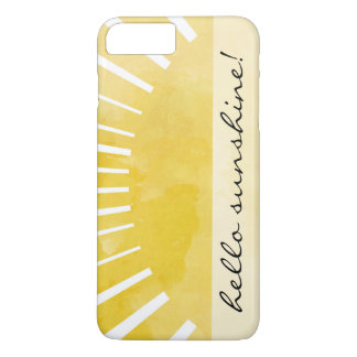 Hello Sunshine Phone Case