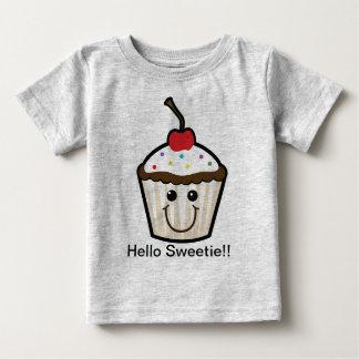 Hello Sweetie! Baby T-Shirt