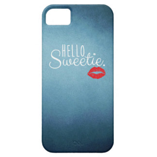 Hello Sweetie KISS iPhone 5 Cases
