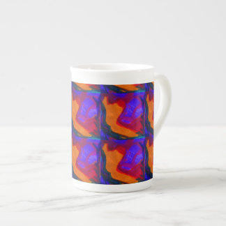 Hello Tea Cup