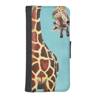 Hello There iPhone SE/5/5s Wallet Case