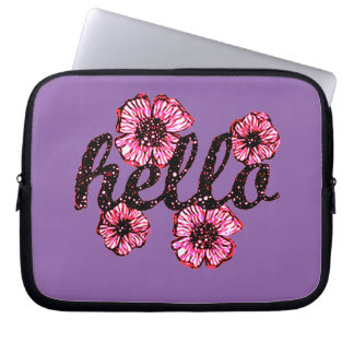Hello There Laptop Sleeve