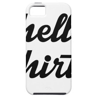 Hello Thirty iPhone 5 Cover
