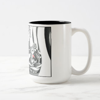 Hello Two-Tone Coffee Mug