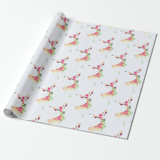 Hello:-) Wrapping Paper