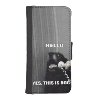 Hello, Yes this is Dog wallet case