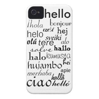 hellohello iPhone 4 covers
