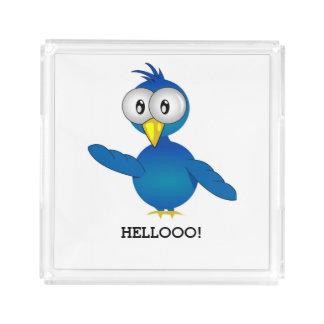 HELLOOO ! BIRD! PERFUME TRAY