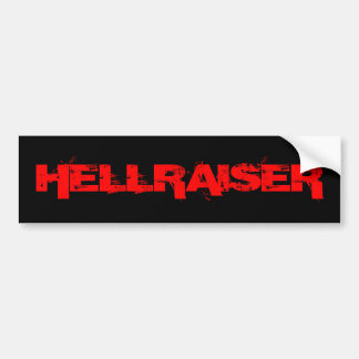 HELLRAISER Bumper Sticker