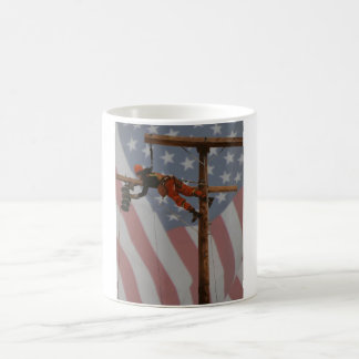 HELLS BELLS USA COFFEE MUG