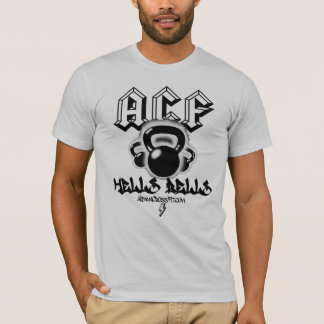 Hells Bells...White On! T-Shirt