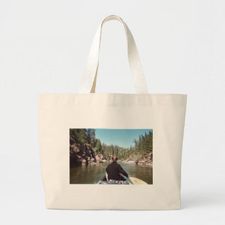 Hell's Gate Large Tote Bag