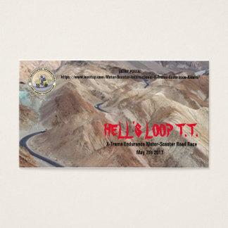 Hell's Loop T.T. Calling Card