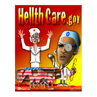 Hellth Care Postcard