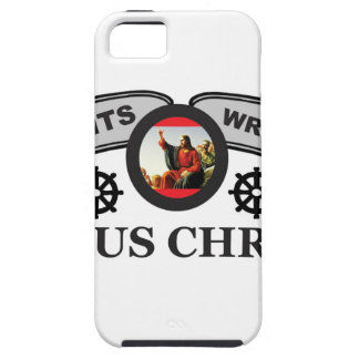 helm JC fixes everything iPhone 5 Cover