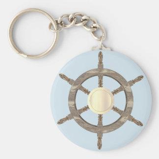 Helm Keychain