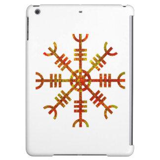 Helm Of Awe Ancient Viking Design iPad Air Cover