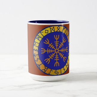 Helm of Awe Ceramic Drinking Mug
