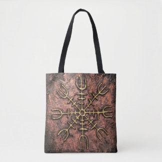 Helm of Awe Tote Bag