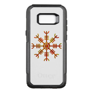Helm Of Awe Viking Design OtterBox Commuter Samsung Galaxy S8+ Case