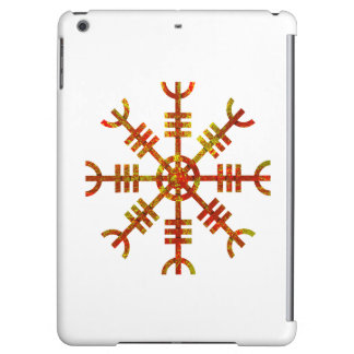Helm Of Awe Viking Symbol iPad Air Cases