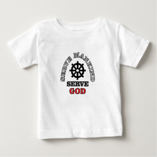 helm serve others baby T-Shirt