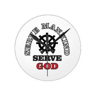 helm serve others wallclock