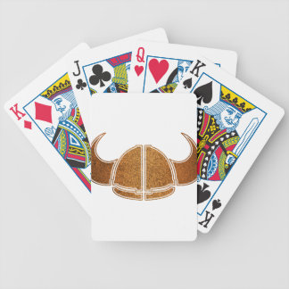 Helmet Bicycle Playing Cards