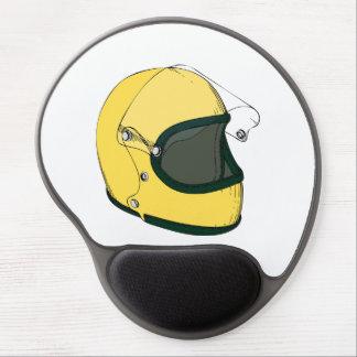 Helmet Gel Mouse Pad