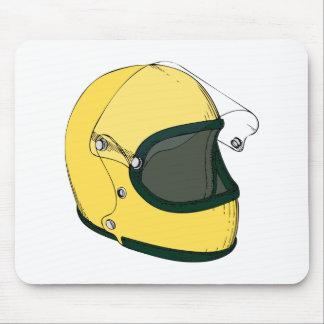 Helmet Mouse Pad