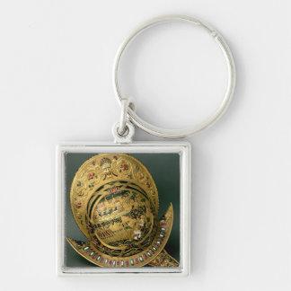 Helmet of Charles IX (1550-74) 16th century (gold Key Chains