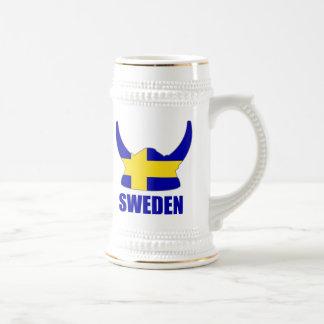 helmet_sweden_sweden10x10 beer stein