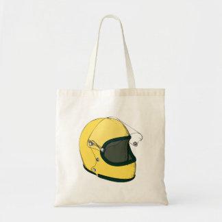 Helmet Tote Bag