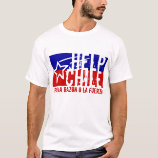 HELP CHILE T-Shirt