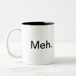 Help Desk Two-Tone Coffee Mug