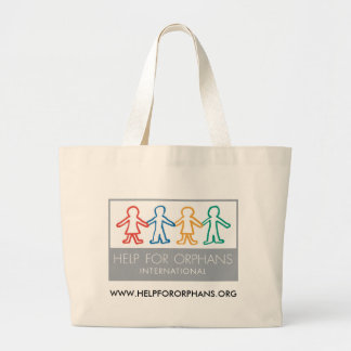 Help for Orphans Tote Bag