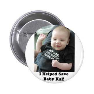 Help Fund Bay Kai s Medical Recovery Button
