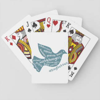 Help grow the movement to #BringBackNice! Playing Cards