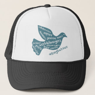 Help grow the movement to #BringBackNice! Trucker Hat