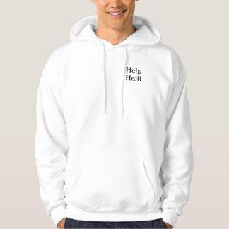 Help haiti hoodie
