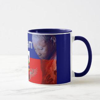 HELP HAITI_ Mug