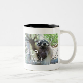 Help me! Two-Tone coffee mug