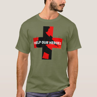 Help Our Heroes T-shirt