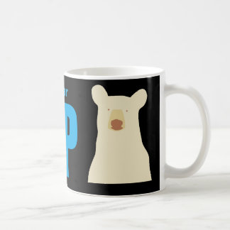 Help Project Spirit Bear Coffee Mug