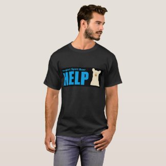 Help Project Spirit Bear T-Shirt