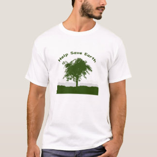 Help Save Earth T-Shirt