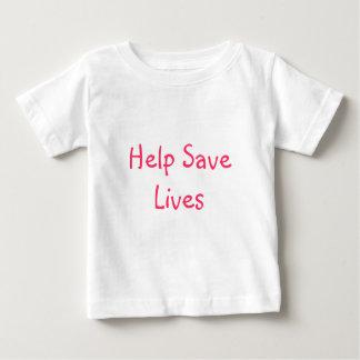 Help Save Lives Shirts