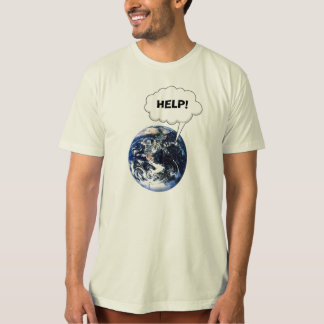 Help! Save our Planet T-Shirt